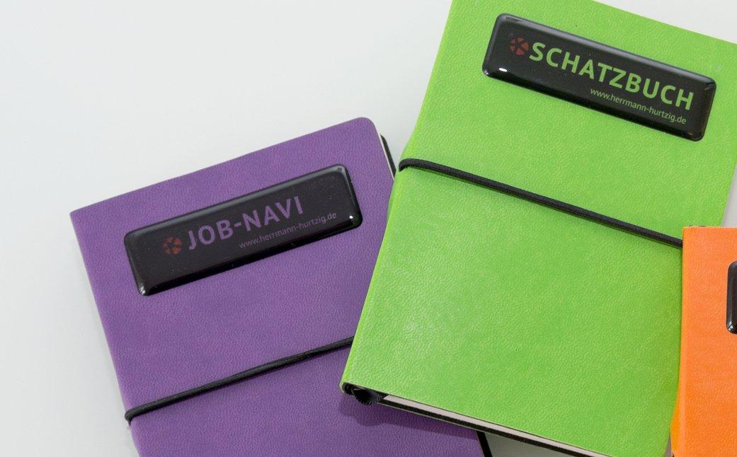 Job-Navi - Schatzbuch