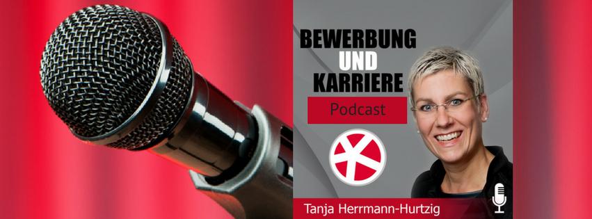 Podcast Bewerbung und Karriere Tanja Herrmann-Hurtzig