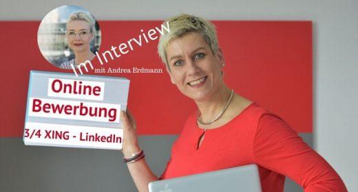 XING LinkedIn Profil