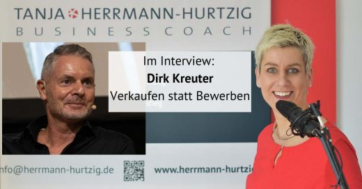 Dirk Kreuter Verkaufen statt Bewerben