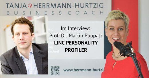 LINC Personality Profiler Interview Martin Puppartz